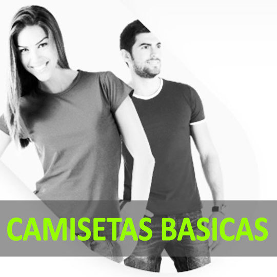 CATALOGO CAMISETAS